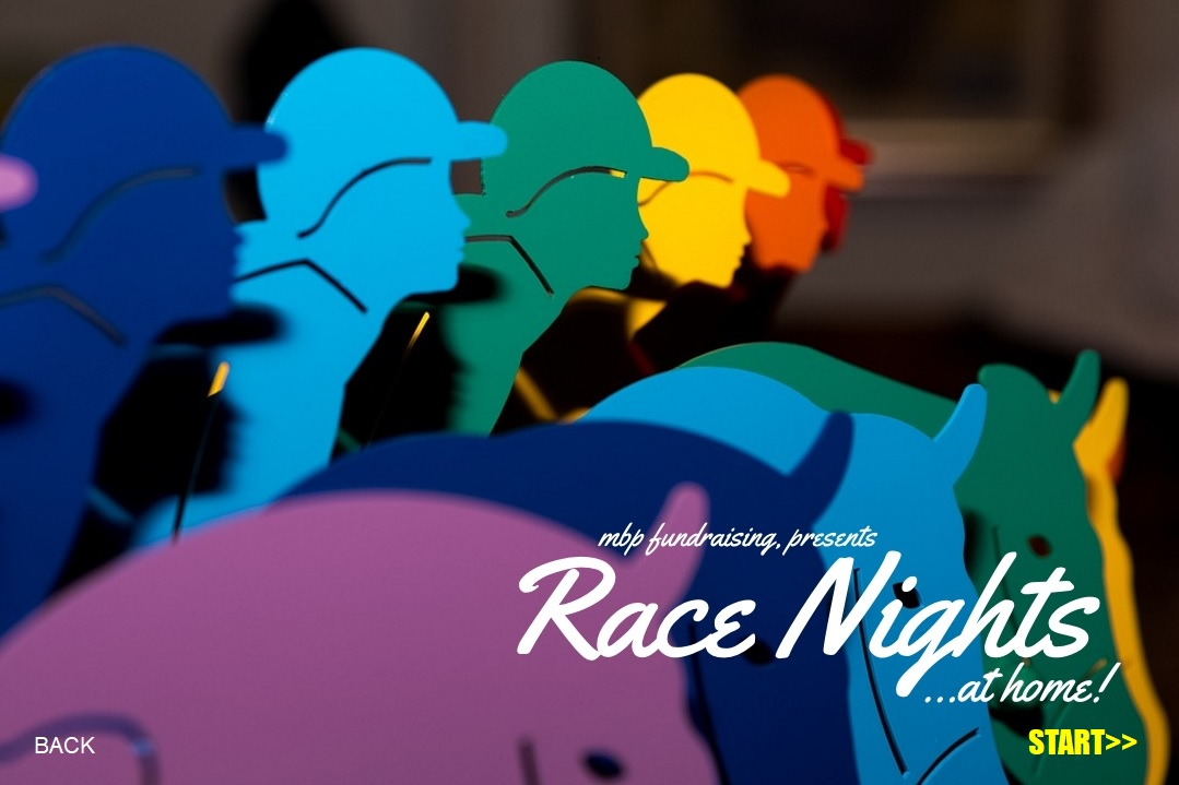 Race Night DVds UK Delivery Charity Fundraising Family Fun